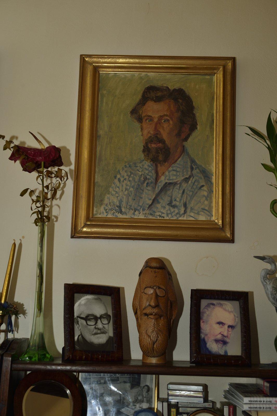 Portrét Zdeňka Podskalského