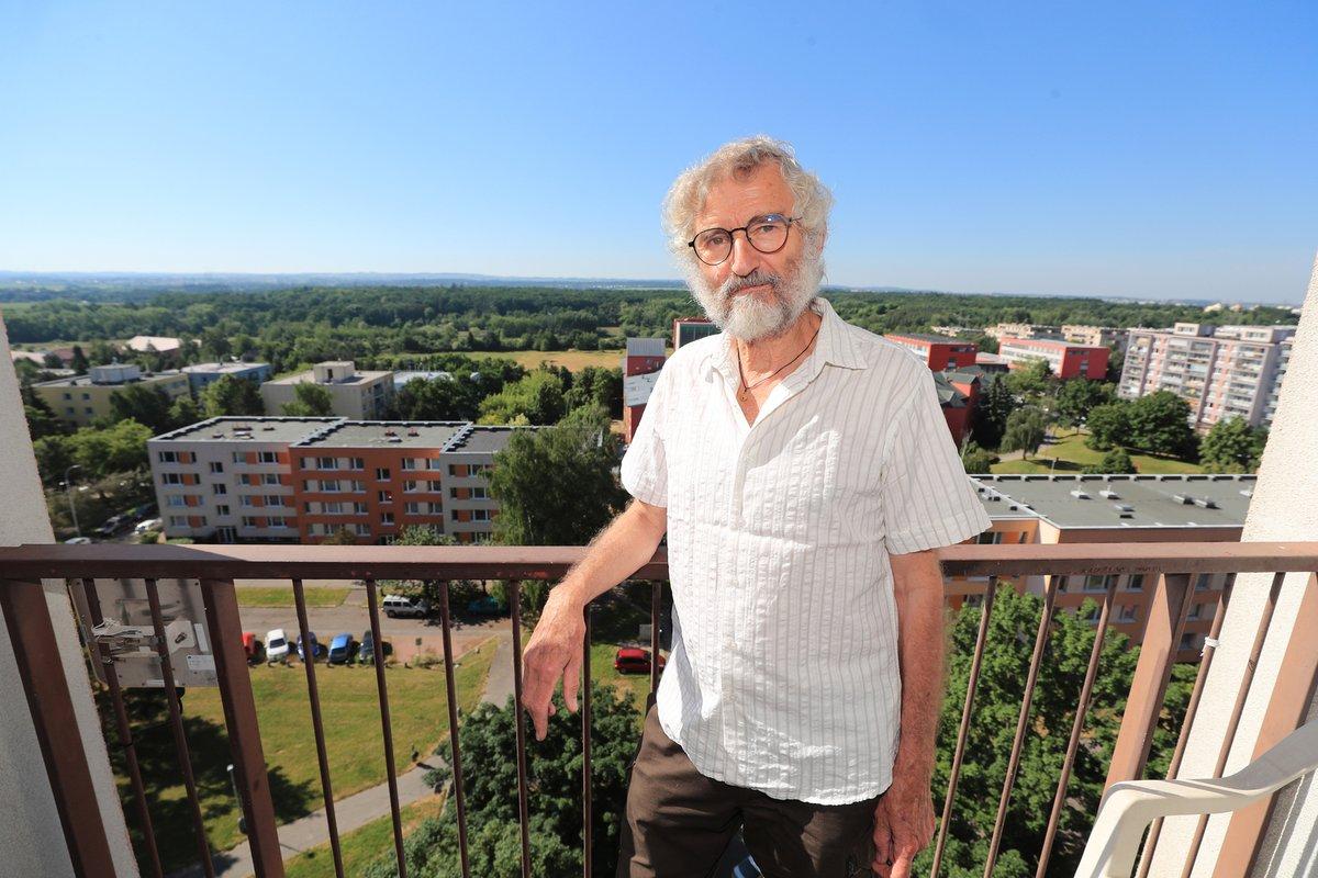 Pamětník Blahoslav Lu kavec (71)