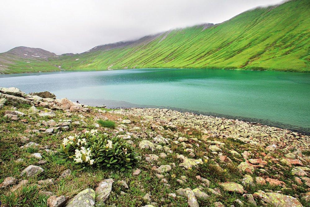 Kelské jezero