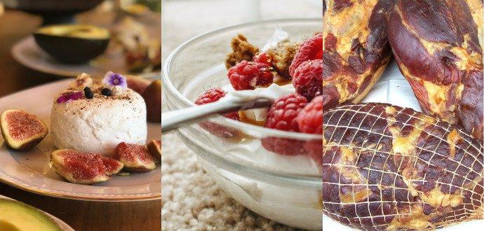 Vyrobte si doma šunku, jogurty nebo čerstvý sýr