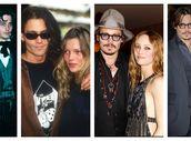 Johnny Depp míří do Karlových Varů: Jaké ženy okouzlily sexy bouřliváka?