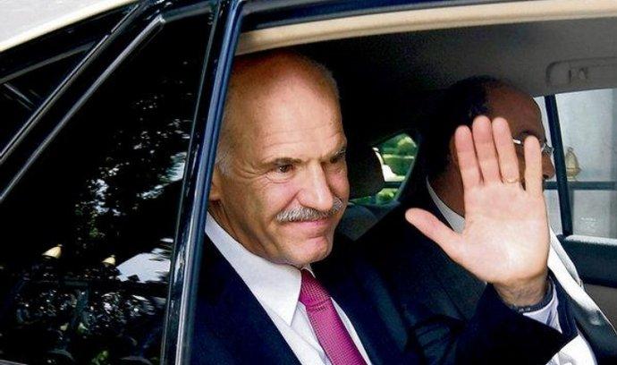 Jorgos Papandreu, Řecko