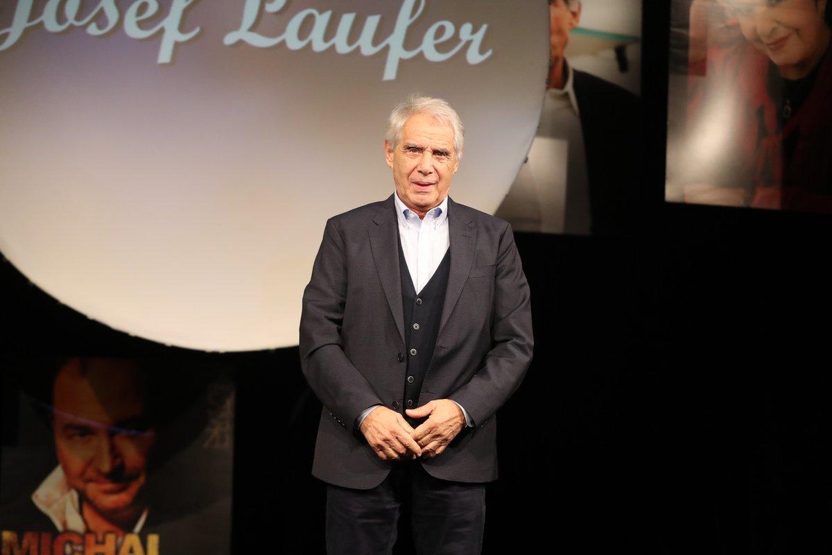 Josef Laufer získal ocenění ARTES