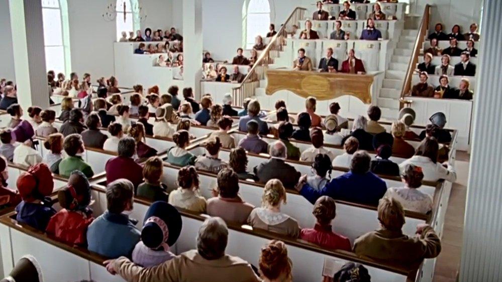 Smith v každém sídelním městě nechal vystavět chrám mormonů
