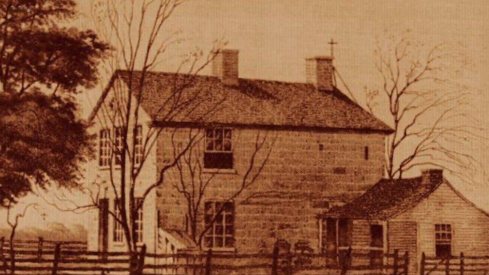 Ve městě Carthage byl Smith zadržován jen v provizorním vězení