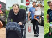Jude Law, Orlando Bloom, Bradley Cooper, Alec Baldwin. Hollywoodští krasavci táty na plný úvazek!