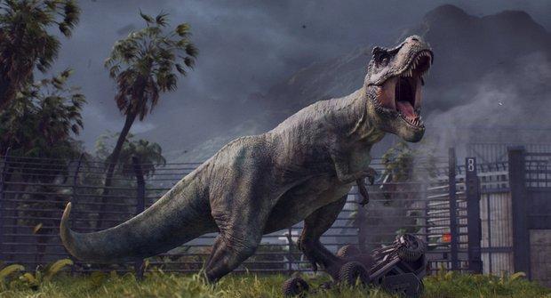 Jurassic World Evolution: Vytvořte si dinosauří terárium