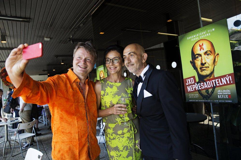 Slavnostní premiéra filmu Nepřesaditelný v Karlových Varech objektivem fotografky Nguyen Phuong Thao.