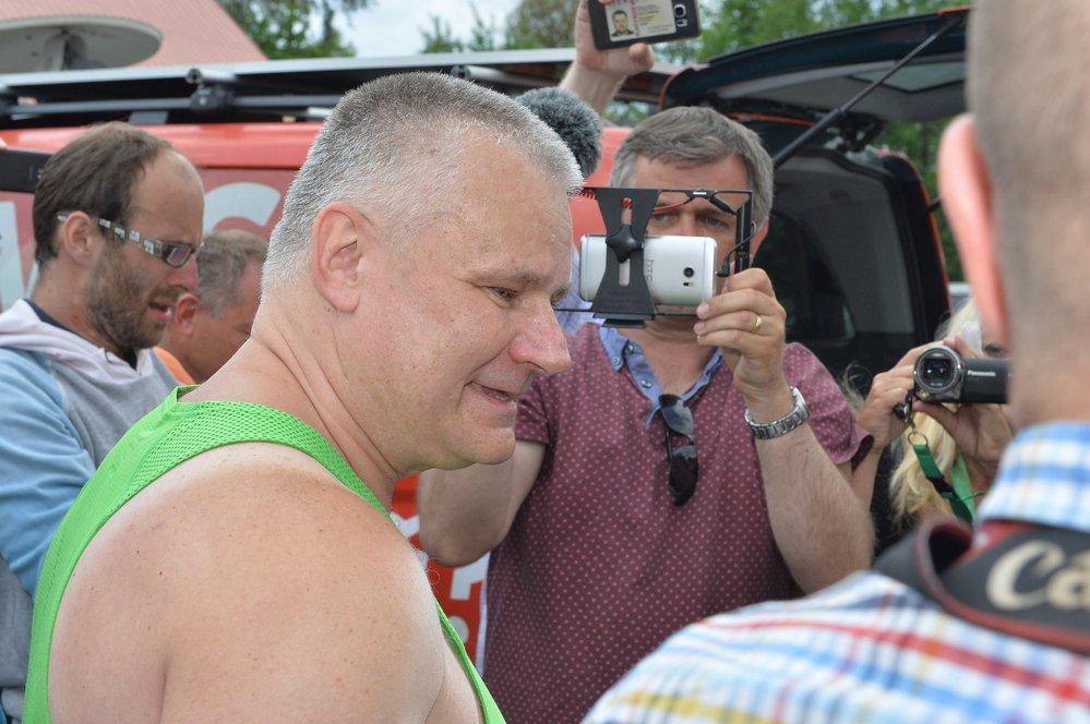 Jiří Kajínek je konečně na svobodě