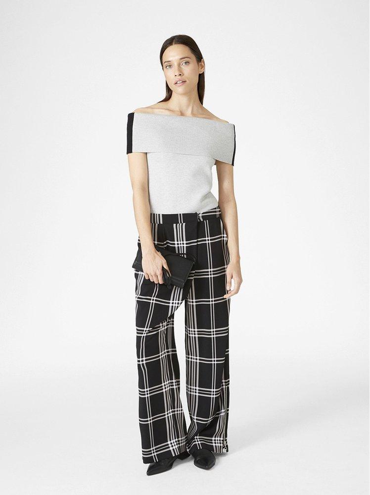 Kostkované kalhoty, Lindex, 999 Kč