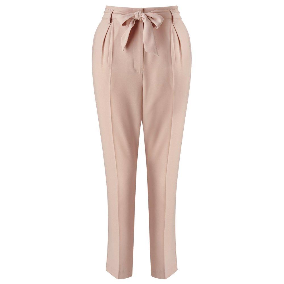 Pastelově růžové kalhoty, FF, 599 Kč