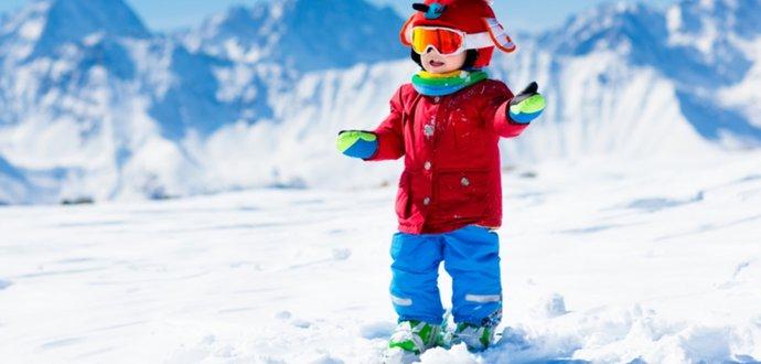 Kam s dětmi na lyže?