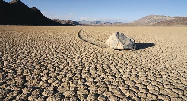 Plachtící kameny: Náhoda přeje připraveným