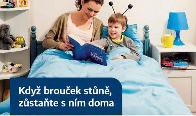 Kampaň České pojišťovny od Young & Rubicam