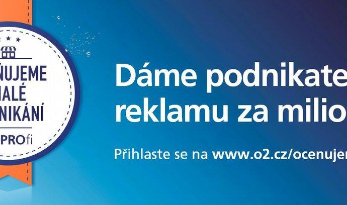Kampaň  O2 Profi