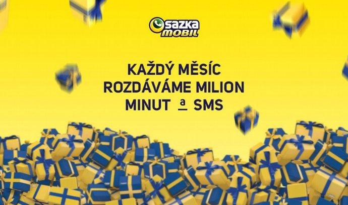 Kampaň Sazkamobilu