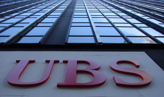 Kanceláře UBS v New Yorku