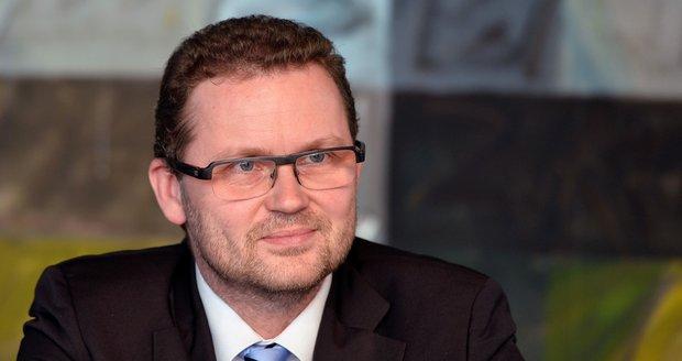 bývalý děkan Filozofické fakulty UK Michal Stehlík