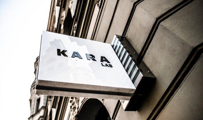 Prodejna módní značky Kara