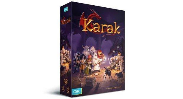 Deskovinky recenzují: Karak