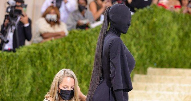 Kim Kardashian na Met Gala 2021