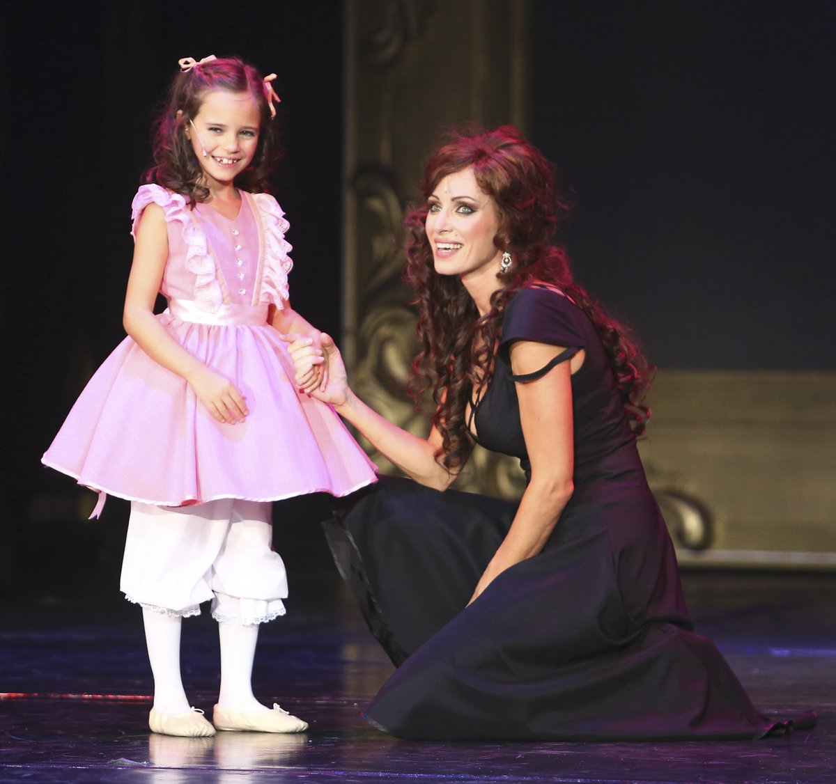 2013 muzikál: Mata Hari role: Non Představení se hrálo v pražském Divadle Broadway.