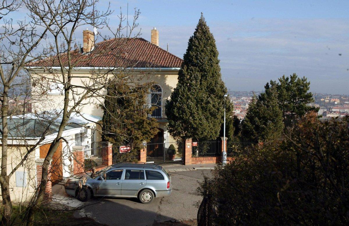 Vila na Bertramce, postavená v 30. letech minulého století, bude potřebovat velkou rekonstrukci.