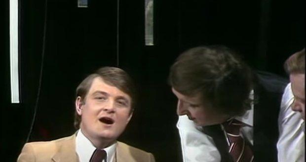 1976: Ladislav Štaidl nazpíval píseň Mží ti do vlasů.