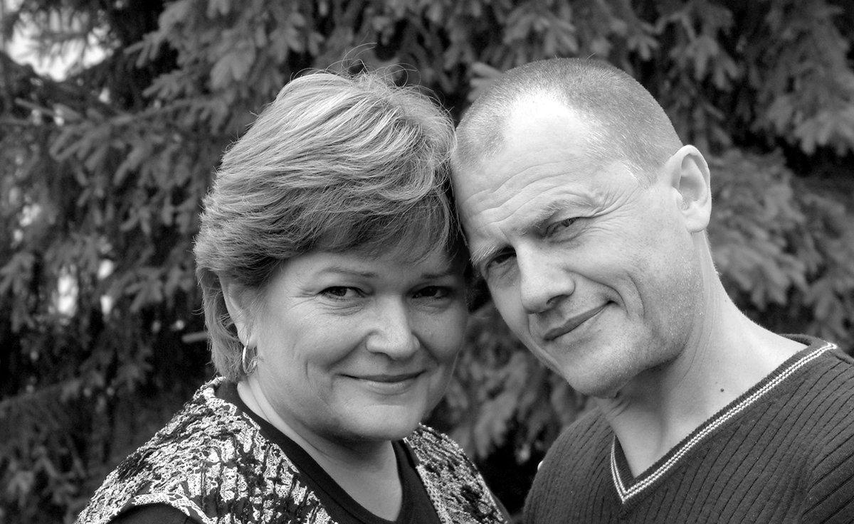 Manželé Julius a Beáta Patakyovi