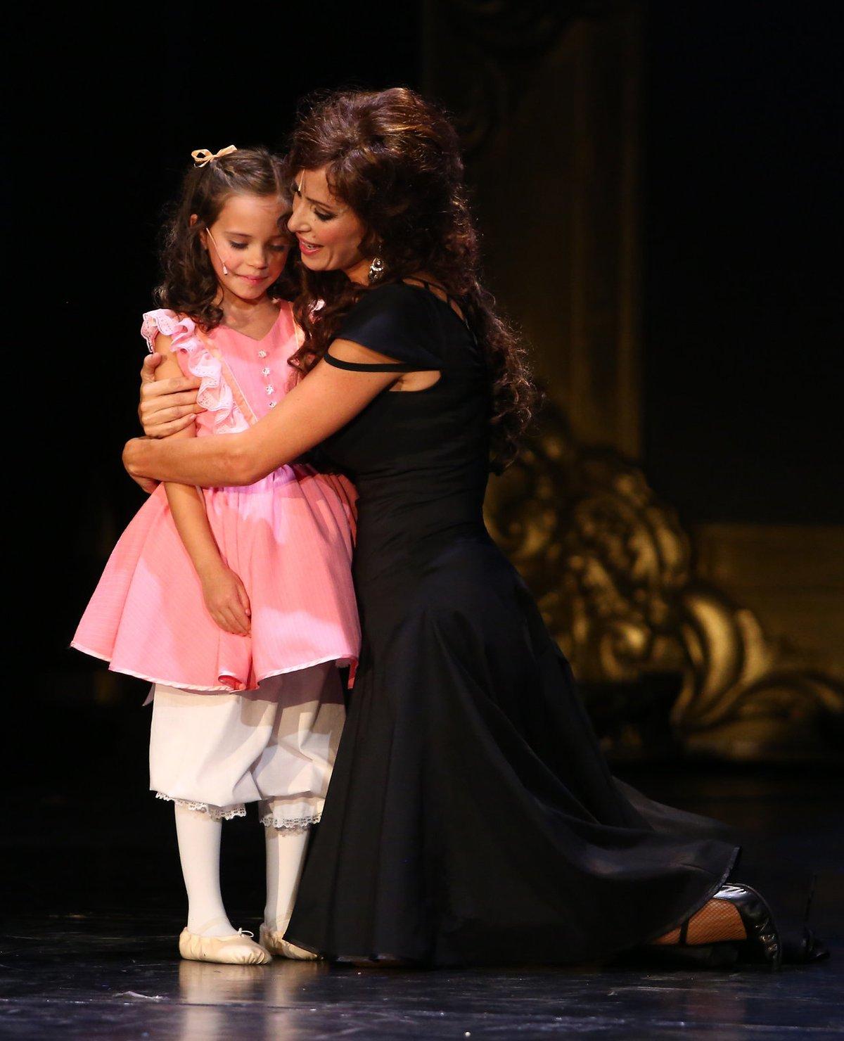Charlotte hraje v muzikálu dceru Mata Hari
