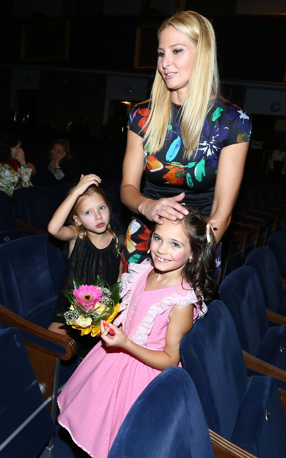 Dojatá matka Ivana Gottová prozradila, že i všechny zkoušky své dcery obrečela
