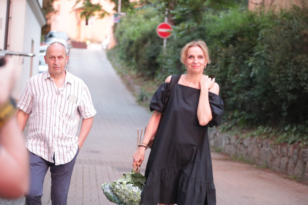 Ivana Chýlková a Jan Kraus