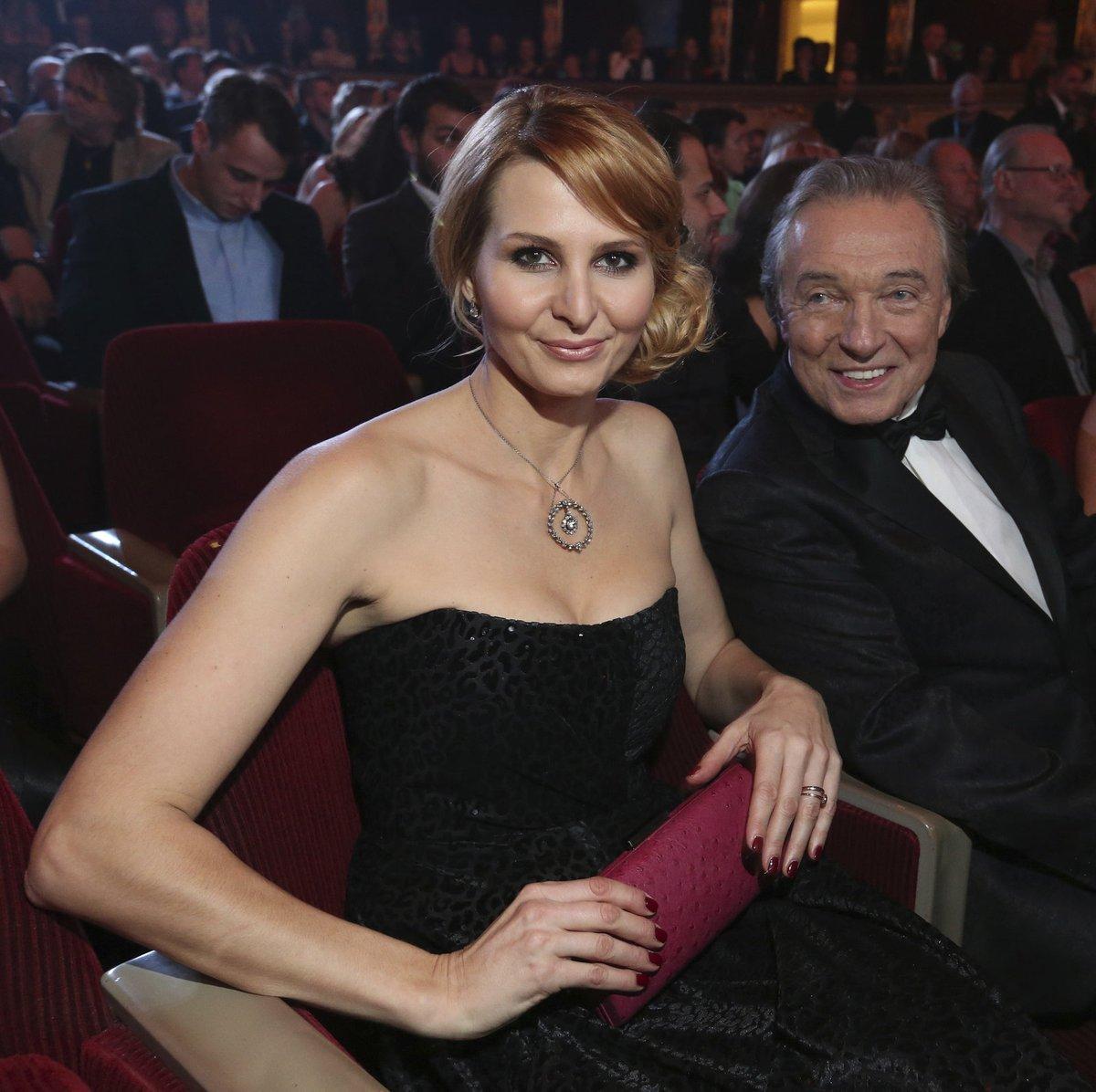 Manželé Karel a Ivana Gottovi.