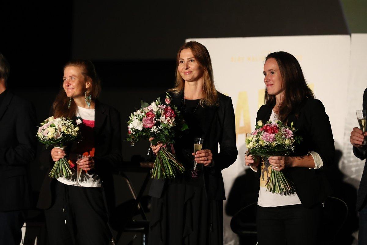 Předpremiéra filmu Karel v Plzni - Ivana Gottová s Olgou Špátovou