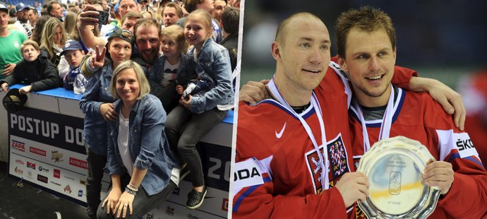 Jak žije vdova po hokejistovi Karlu Rachůnkovi?
