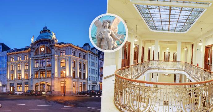 Pohádkový palác v centru Karlových Varů jde do dražby: Bude stát nejméně sto milionů!