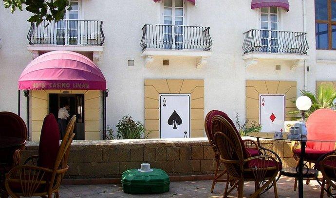 Kasina, jedna z hlavních součástí ekonomiky severního Kypru