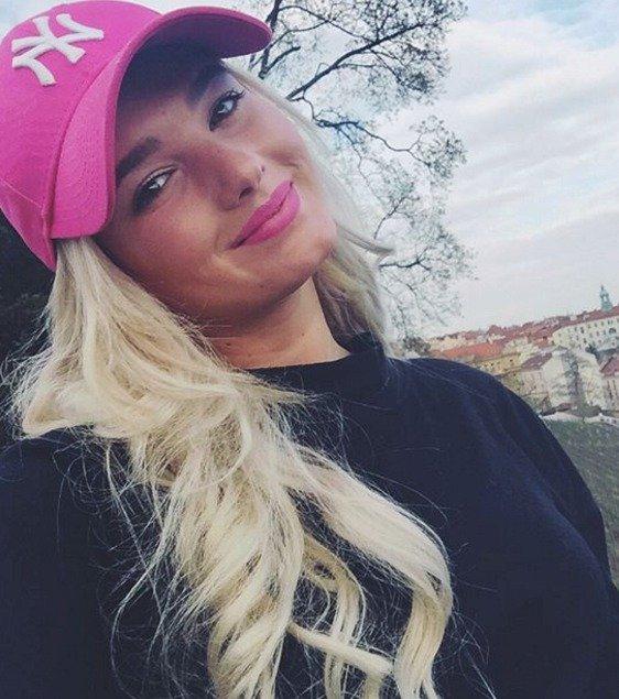 Kateřina Šuriaková.