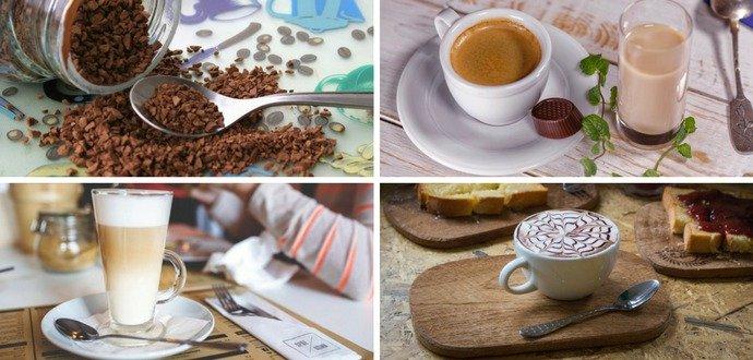 Test: jaké kávě se nejvíc podobáte?