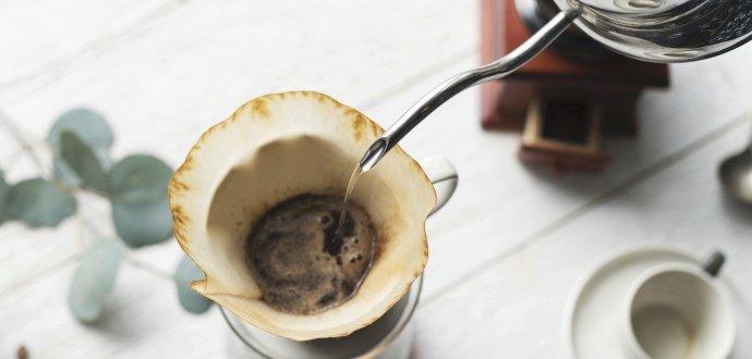 Filtrovaný zázrak: 9 originálních způsobů, jak využít kávový filtr