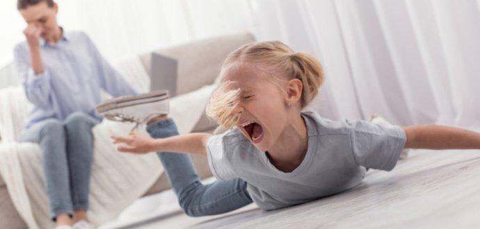 Když se dítě chová jako spratek aneb kde děláme chyby