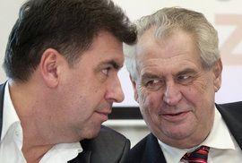 Kecy & politika: Kdo odposlouchává Zemana?