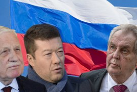 Kecy & politika: Hola, hola, Moskva volá aneb Klaus, Zeman a Okamura