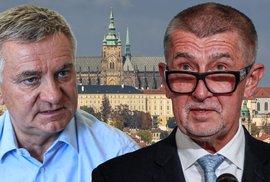 Kecy & politika: Plánovali Mynář s Babišem převzetí moci?