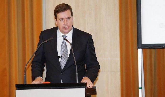 Keith Phillips, Výkonný ředitel Brittish Bankers Association pro členství a rozvoj podnikání