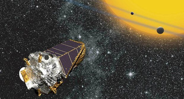Lovec exoplanet Kepler skončil