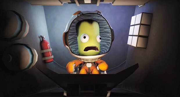 Kerbal Space Program: Ředitelem vesmírné agentury