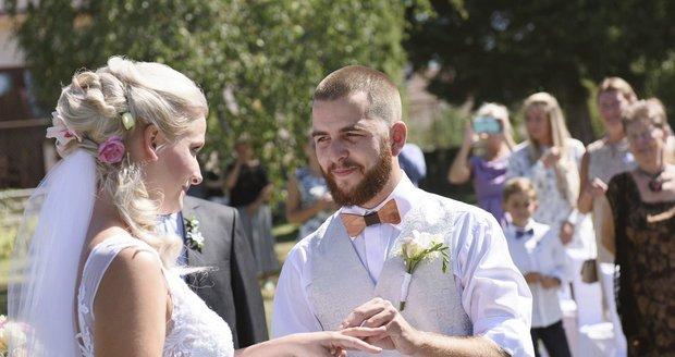 Kamila Kikinčuková se v pátek provdala.