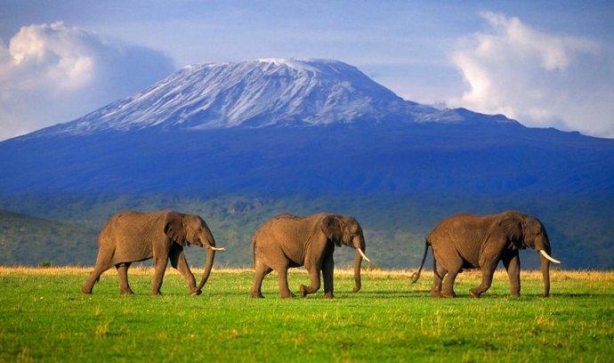 Kilimandžáro, ilustrační foto