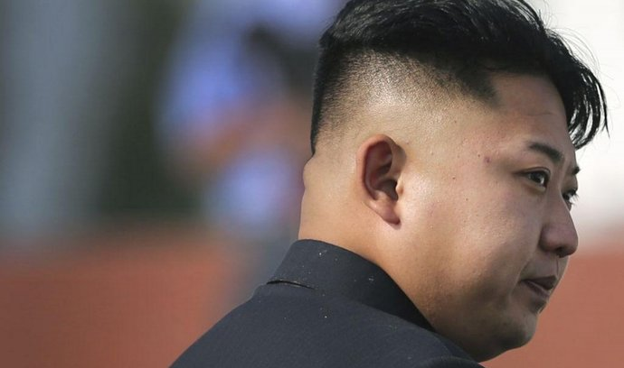 Kim čong-un (ilustrační foto)
